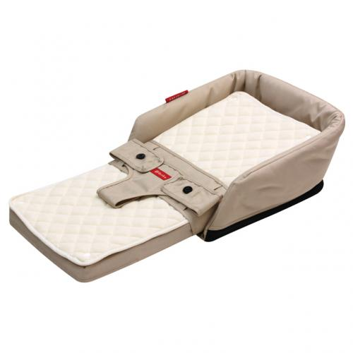 寝具小物 farska(ファルスカ) Bed in Bed FLex(ベッドインベッドフレックス) ベージュ