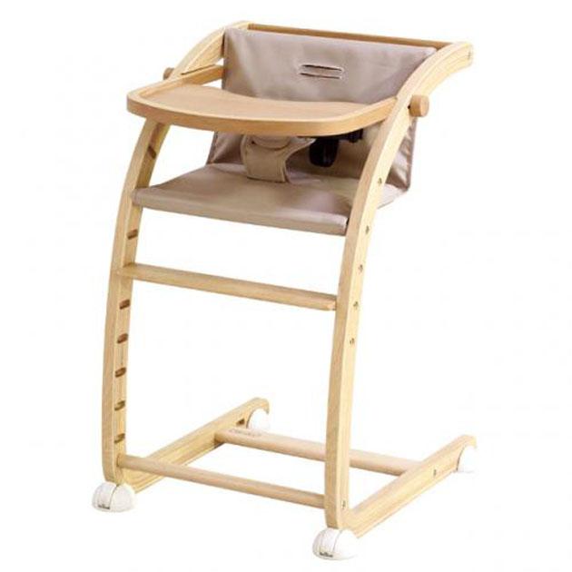 ベビーチェア キャンペーンもお見逃しなく farska 卸直営 ファルスカ Scroll Chair スクロールチェアプラス ベージュ Plus