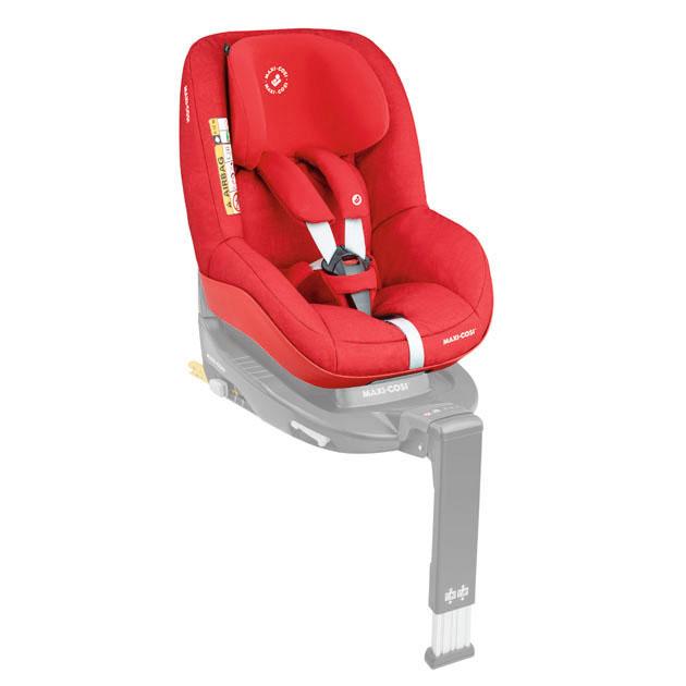 チャイルドシート Maxi-Cosi Pearl PRO I-Size Nomad Red(マキシコシ パールプロ アイサイズ ノマドレッド)