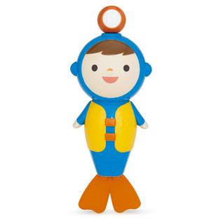 輸入玩具 munchkin マンチキン パタパタ スイマー 男女兼用 NEW スキューバ