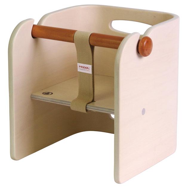 【あす楽対応】ベビー家具 HOPPL(ホップル) コロコロ ベビーチェア(ColoColo BabyChair) アイボリー