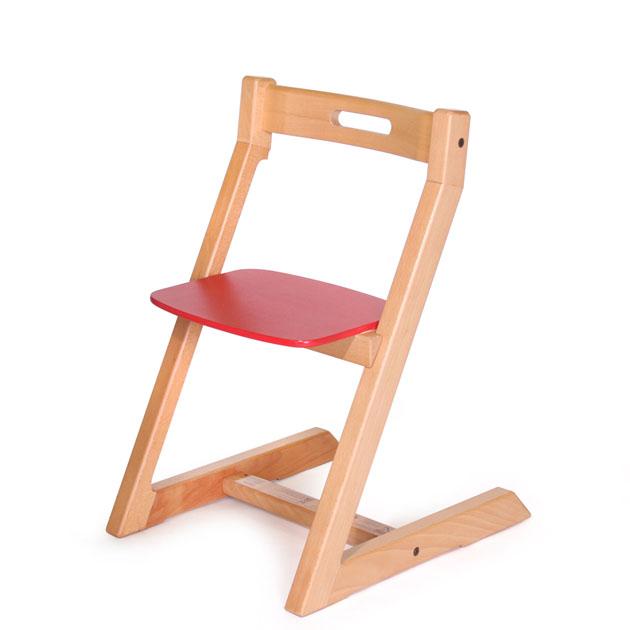 ベビーチェア HOPPL(ホップル) チョイス チェア(Choice Chair) レッド