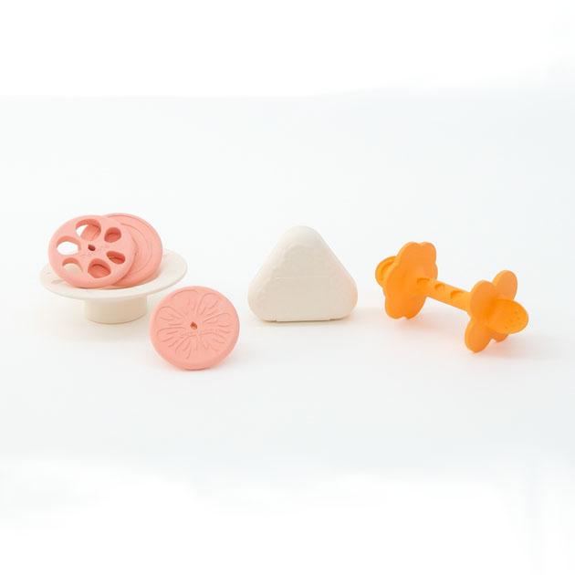 知育玩具 people 売り出し 注目ブランド ピープル お米のはじめての食育おもちゃセット お米のおもちゃシリーズ いろどり