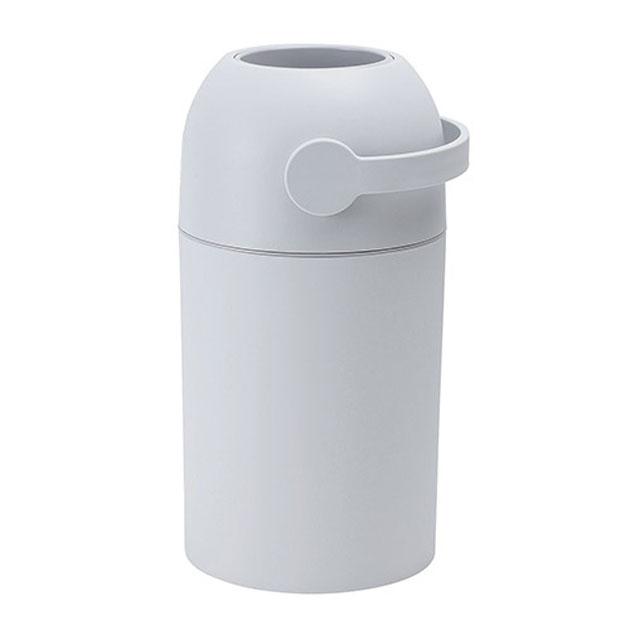 <title>トイレ用品 Pigeon ピジョン カセット不要でストロング密封構造でニオイを強力ブロック 卸売り Suteru ステール スノーグレー</title>