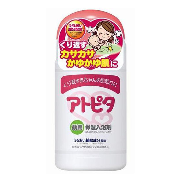 NEW売り切れる前に☆ ヘルスケア用品 丹平製薬 アトピタ 贈答品 保湿入浴剤 500g