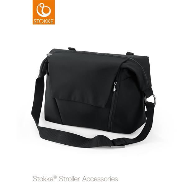 ベビーカーオプション Stokke Changing Bag(ストッケ チェンジングバッグ) ブラック