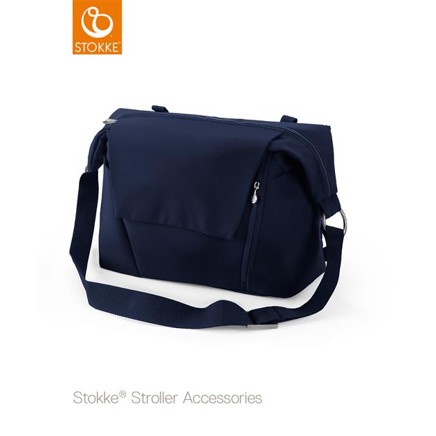 ベビーカーオプション Stokke Changing Bag(ストッケ チェンジングバッグ) ディープブルー