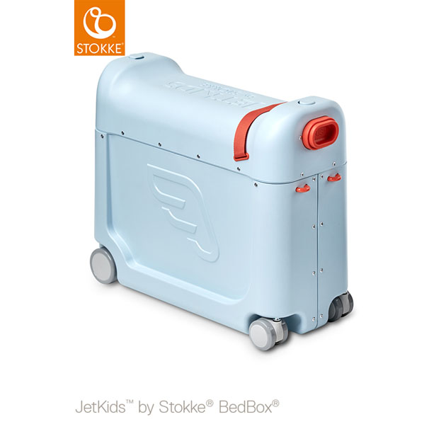 【あす楽対応】寝具小物 Stokke JetKids BedBox(ストッケ ジェットキッズ ベッドボックス) アクア