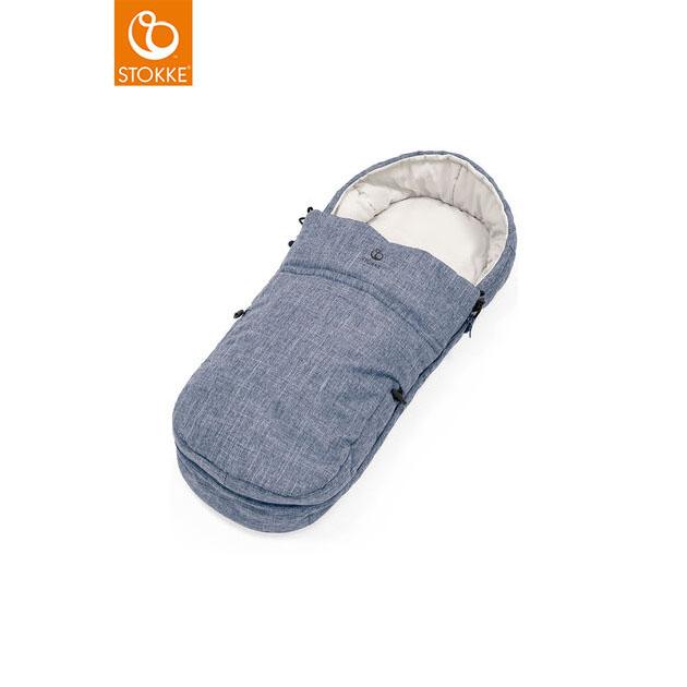 Hello赤ちゃんはStokke正規販売店です ベビーカーオプション Stokke Stroller Soft ストローラー 正規激安 Bag ソフトバッグ ブルーメラーンジ ストッケ 即納送料無料!