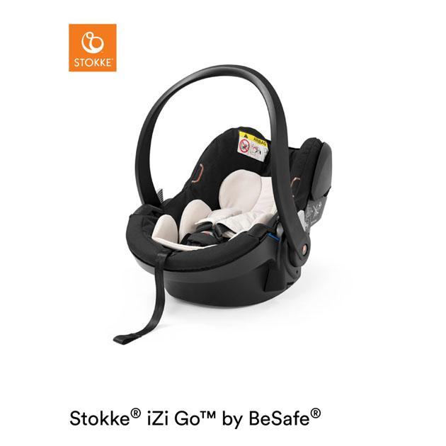 チャイルドシート Stokke iZi GO Modular X1 By BeSafe(ストッケ イージーゴー モジュラーエックスワン BY ビーセーフ) ブラック