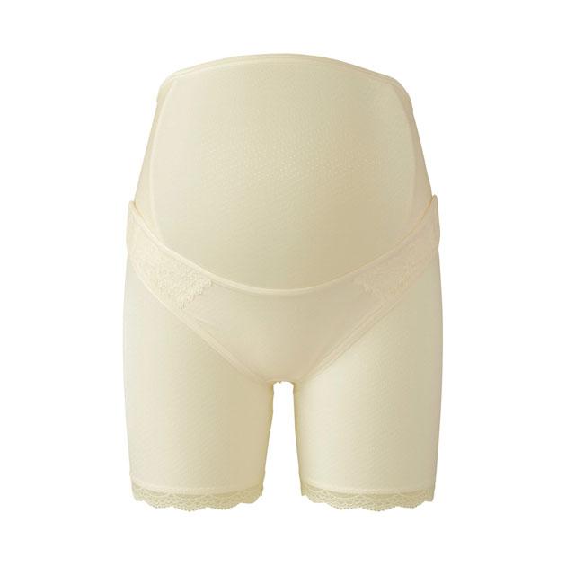 マタニティインナー Wacoalマタニティ(ワコール) 妊婦帯パンツタイプ(しっかり) ロング丈 MGP183 CR