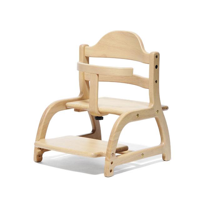 ベビーチェア yamatoya(大和屋) sukusuku low chair(すくすく ローチェア) ナチュラル