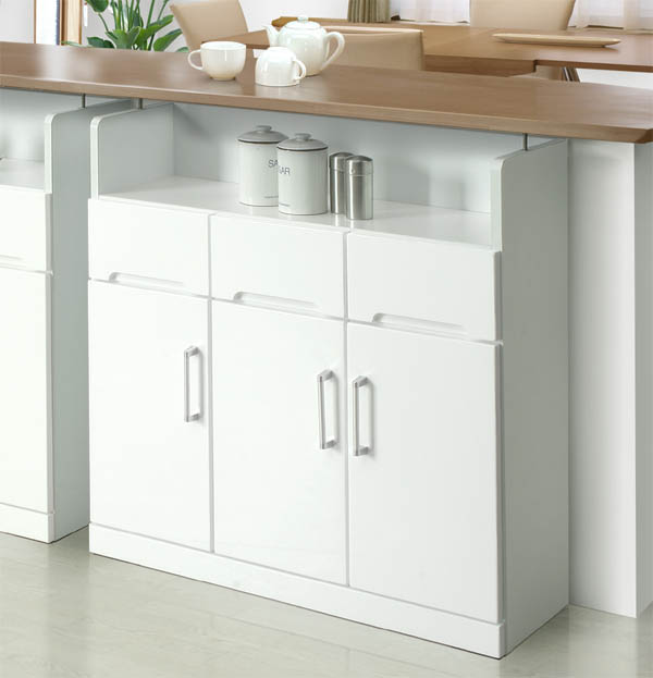 Hello Furniture Counter Lower Storing