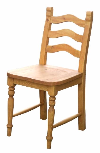 【A008P.chair】 カントリーパイン材 ダイニングチェア デスクチェア 前脚のデザインが可愛いカントリーチェア ナチュラルチェア 椅子 いす【AIROS JAPAN アイロスジャパン】 【02P03Dec16】