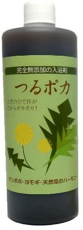 ばんのう酵母くんで有名 アーデンモア天然成分の入浴剤 つるポカ たんぽぽ根 よもぎ葉 割引も実施中 に含まれるミネラルで身体が芯から温まります 日本メーカー新品 入浴剤 天然塩 アーデンモア