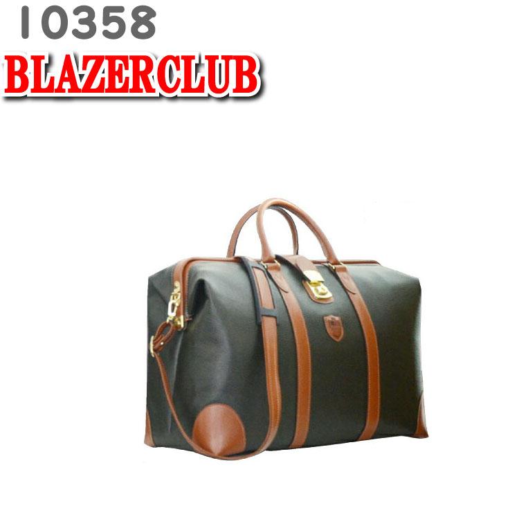 ブレザークラブ BLAZERCLUB ボストンバッグ 旅行用 旅行バッグ メンズ ボストン バッグ ダレスボストン 出張 バッグ 1泊 ~ 豊岡製鞄 豊岡 国産 日本製 10358 46cm 平野鞄 ダレスバッグ メンズボストン かばん