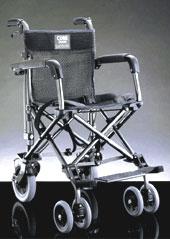 Silver car Satsuki portable wheelchair silver car (car service) CUBE630 (cube 630) silver car, service car CUBE, nakabayashi and