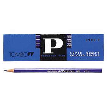 メール便対応 6ダースまで トンボ鉛筆 青鉛筆8900P 藍色 特価キャンペーン 8900-P 1ダース 期間限定送料無料