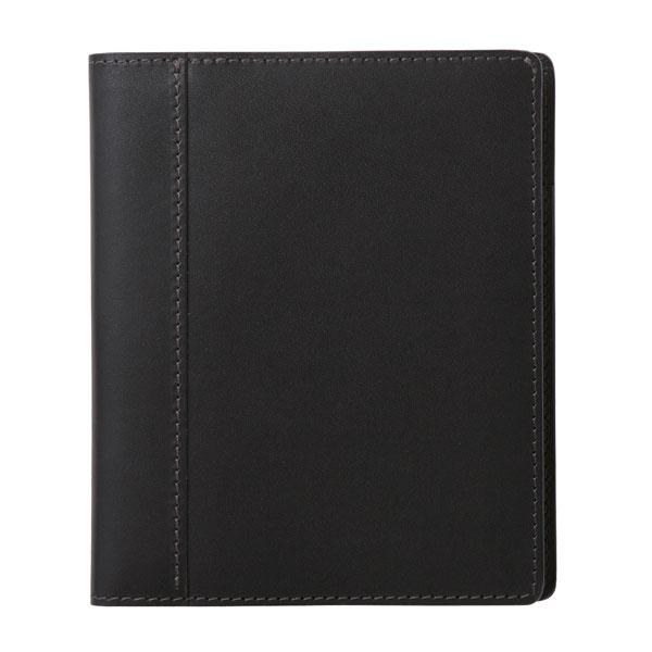 【送料無料】maruman×SOMES ニーモシネ B7 パスポートケース HN178PSA ブラック