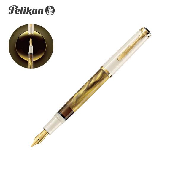 【送料無料】【特別生産品】ペリカン クラシックM200 ゴールドマーブル 万年筆