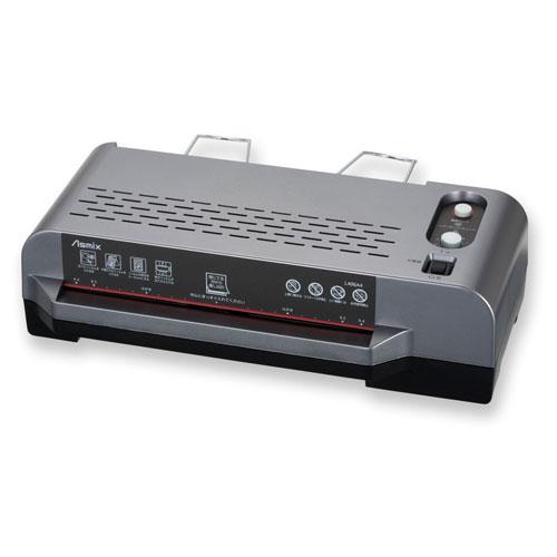 【送料無料】アスカ 4ローラーラミネーター L406A4