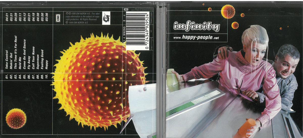 買物 CD WWW.happyPeople.net 中古 infinity 優先配送