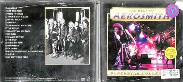 メーカー: 発売日:2001年11月28日 ベスト オブ UICY-1071 中古 ストアー エアロスミス CD 限定特価