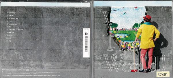 メーカー: 発売日:2014年10月1日 Viva The CD 中古 World セール特価 日本最大級の品揃え UMCK-1491