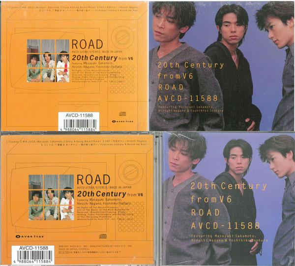 メーカー: 全品送料無料 発売日:1997年9月10日 オンライン限定商品 ROAD CD AVCD-11588 中古