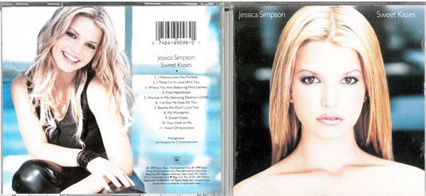 メーカー: 発売日: 好評 CD SWEET 中古 SIMPSON 通販 KISSES JESSICA