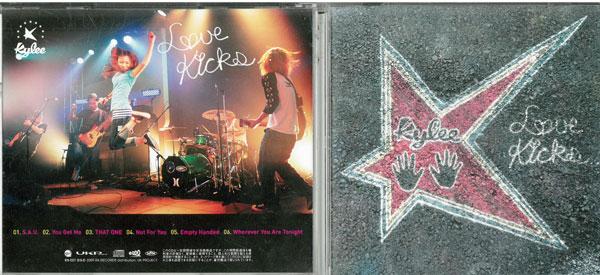 メーカー: 特価 発売日:2009年3月4日 Love Kicks... 安全 RX-027 中古 CD