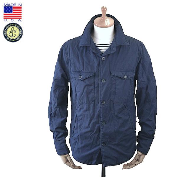 Save Khaki セーブ カーキ SK849 Multi Pocket Jacket マルチポケット ジャケット Indigo アメリカ製