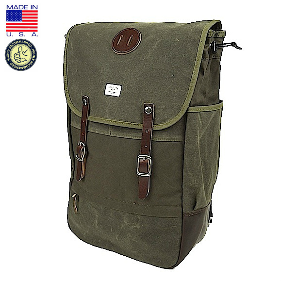 BILLYKIRK ビリーカーク 372 Ruck Sack リュックサック アメリカ製