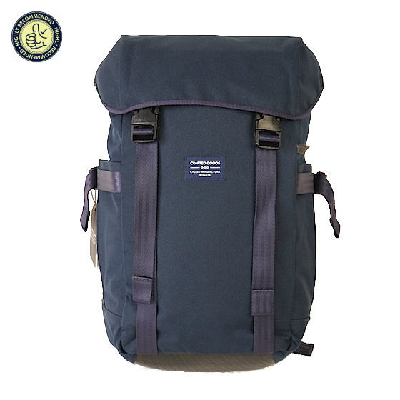 Crafted Goods クラフテッド・グッズ KAMINITO Back Pack  デイパック・バックパック・リュックサック