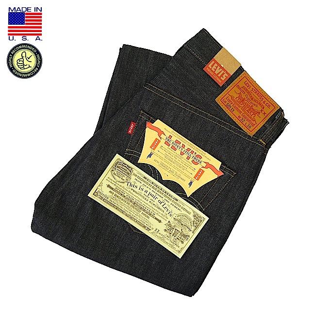 リーバイス 501 アメリカ製 Levi's Vintage Clothing リーバイス ビンテージ クロージング 1947 501 JEANS RIGID 501XX 1947年モデル リジッド(メンズ/ジーンズ未洗い/セルビッチ)2019年 春入荷商品