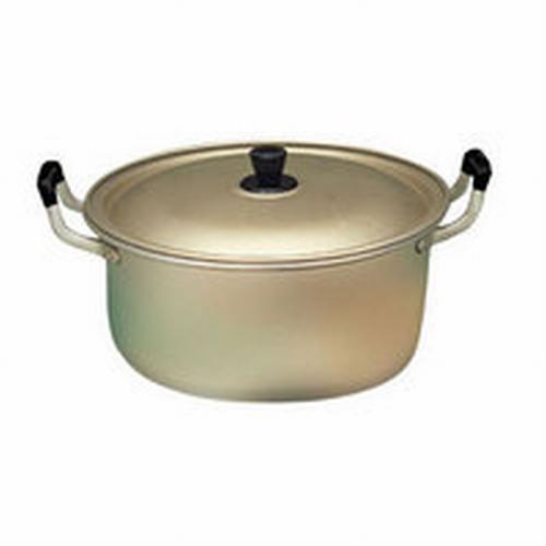 アカオ しゅう酸 実用鍋42cm 02P03Sep16