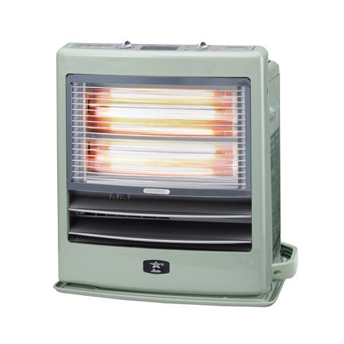 【2980円以上送料無料】アラジン ハイブリッド石油ファンヒーター  電気ストーブ 暖房器具 CAK-GF46A(G)