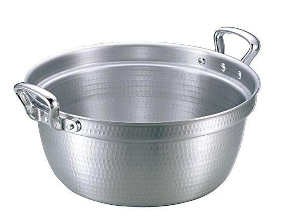 プロ用器物として 素材から吟味し開発 AKAO 48cm 高価値 アカオ 料理鍋 入手困難