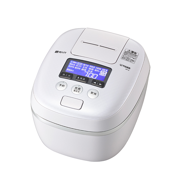 ★送料無料★タイガー JPC-G180 WA 圧力IH炊飯ジャー エアリーホワイト