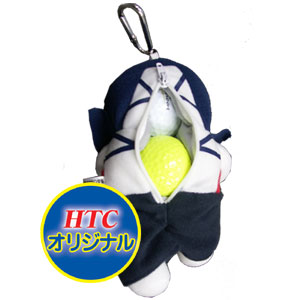 Kendo Golf Ball Holder (Pouch, Holds Up To 2 Balls)