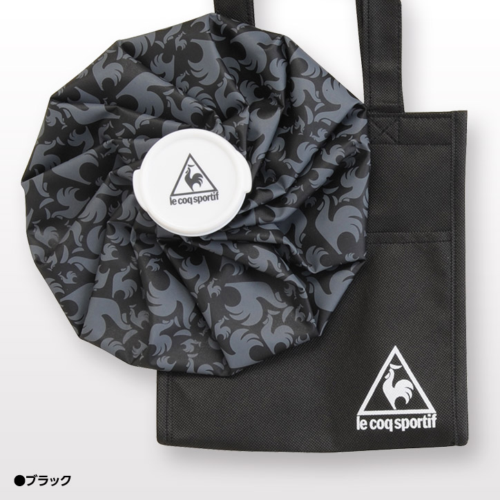 【Le Coq Sportif Japan】 Ice Bag/Pack With Cool Bag (QQ0952)