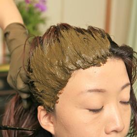 Henna Pia Kanoko Herb Henna 2 50 G Light Brown Color Treatment