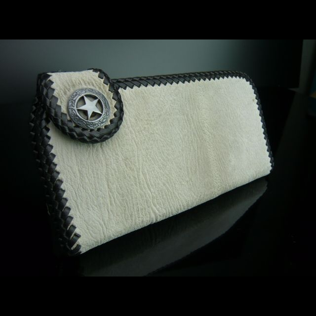シャークの長財布