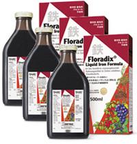 フローラディクス3本セット(鉄分補給の美味しいドリンク)
