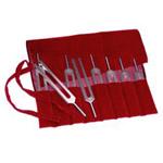 音感を高め身体の再調和を手助けする「ソーラーハーモニックチューナー 8本セット」アメリカBIOSONICS社製 Solar Harmonic Spectrum Tuner(ドレミファソラシド)