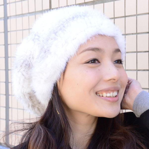 全9色 ミンク ファー キャップ 帽子 送料無料 レディース ギフト プレゼント 母の日