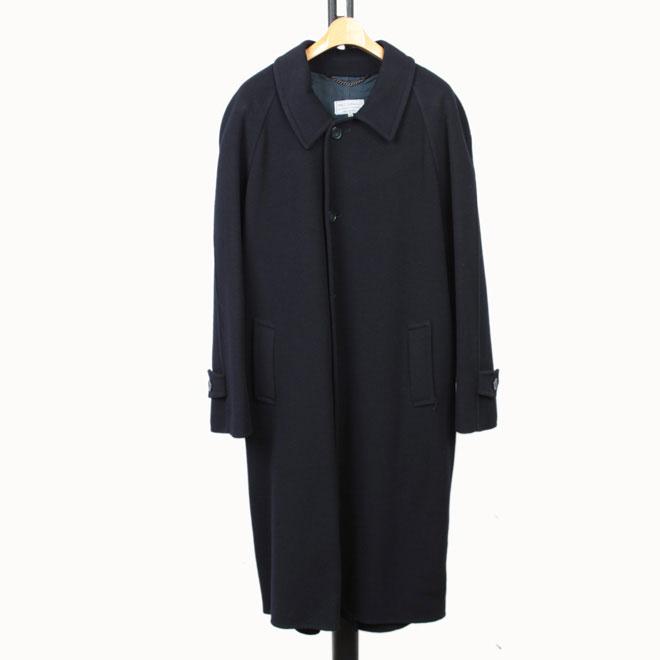 【2000円OFFクーポン有】 イタリアブランド 極上ウール ステンカラー メンズ コート 送料無料 ギフト プレゼント