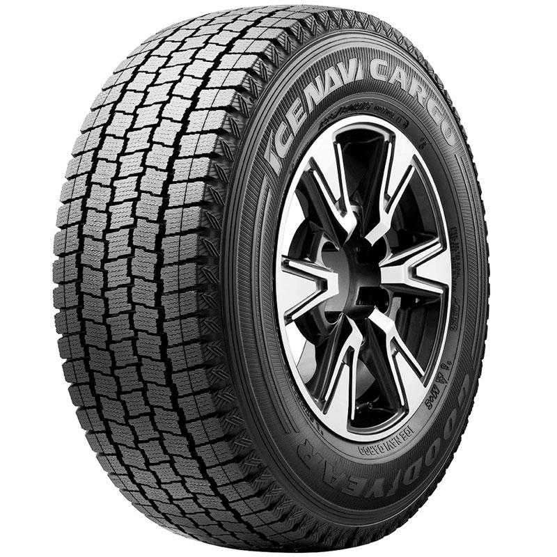 145R13 6PR ICE NAVI CARGO グッドイヤータイヤ GOODYEAR スタッドレスタイヤ