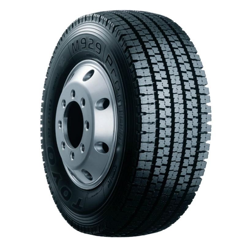 275/80R22.5 148/145 トーヨータイヤ M929 Premium TOYOTIRES スタッドレスタイヤ