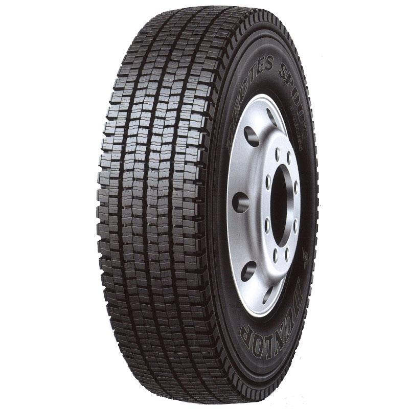10R22.5 14PR SP001 ダンロップ DUNLOP スタッドレスタイヤ